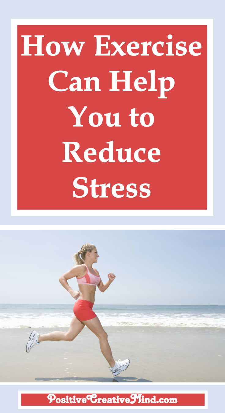 How Exercise Can Help to Reduce Stress